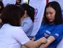 Quảng Ngãi:   Chương trình Hành trình đỏ vận động 600 đơn vị máu