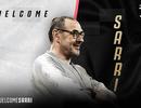 Chia tay Chelsea, HLV Sarri chính thức dẫn dắt Juventus