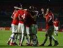 Nhật Bản thua tan nát trước nhà vô địch Chile