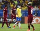Hai lần VAR từ chối bàn thắng, Brazil hòa cay đắng trước Venezuela