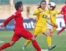 Hà Nội thắng dễ TPHCM 2 tại giải bóng đá nữ vô địch quốc gia 2019