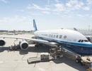 """Đỗ máy bay """"đè vạch"""", phi công bị phạt  7,5 triệu đồng"""