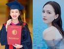 Vừa học đại học vừa mang bầu, Hoa khôi Tràng An vẫn tốt nghiệp loại giỏi