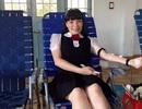 Nữ cán bộ xã biên giới gần 30 lần hiến máu cứu người