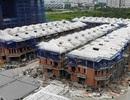 """Vụ 110 nhà liên kế xây """"chui"""": Nhanh chóng hoàn tất thủ tục để giao đất"""