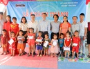Phòng học Dân trí thứ 24 ra đời, tiếp tục nâng cánh ước mơ trẻ em vùng sâu, vùng xa