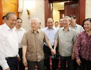 Tổng Bí thư, Chủ tịch nước họp Bộ Chính trị, xem xét công tác nhân sự