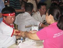 Cán bộ xã 55 tuổi 31 lần hiến máu cứu người