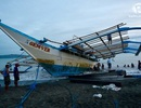 Món quà đặc biệt ngư dân Philippines tặng tàu cá Việt Nam để cảm ơn cứu mạng