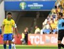 Brazil trả giá đắt cho tấm vé vào tứ kết Copa America