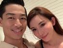 Hình chụp chung hiếm hoi của Lâm Chí Linh và chồng sau khi kết hôn