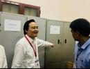 """Bộ trưởng Phùng Xuân Nhạ thị sát điểm thi trước """"giờ G"""""""