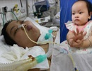 """Mẹ """"chết mòn"""" trên giường bệnh, bé 8 tháng tuổi khóc ngằn ngặt đòi sữa đến nhói lòng!"""