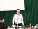 Bộ trưởng Phùng Xuân Nhạ nhắc giám thị cần cảnh giác với thiết bị công nghệ cao