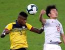 Nhật Bản bị loại, Uruguay giành ngôi đầu bảng ở Copa America