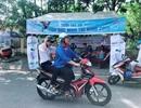 Đà Nẵng: Xe ôm miễn phí đưa đón thí sinh đi thi