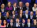 """Nước Mỹ chờ đón màn """"đấu khẩu"""" giữa 20 ứng viên tổng thống đảng Dân chủ"""