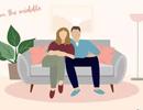Cách cùng nhau ngồi trên ghế sofa tiết lộ tình yêu của bạn