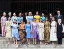 Vẻ đẹp rạng ngời của phu nhân các nhà lãnh đạo G20
