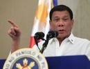 """Tổng thống Philippines dọa bỏ tù người đòi luận tội ông vì """"làm bạn"""" với Trung Quốc"""