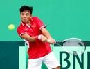 Đội tuyển quần vợt Việt Nam thăng hạng tại Davis Cup
