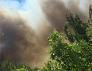 Cháy rừng cùng lúc 4 nơi ở Thừa Thiên Huế, 20 hộ dân di tán khẩn cấp