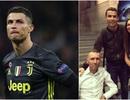 """C.Ronaldo bị """"tố"""" chỉ làm từ thiện bằng cách chụp hình và… bỏ đi"""