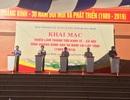 Quảng Bình tổ chức triển lãm thành tựu kinh tế - xã hội sau 30 năm tái lập tỉnh