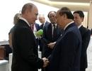 Thủ tướng Nguyễn Xuân Phúc gặp gỡ các nhà lãnh đạo thế giới