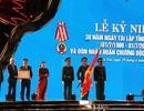 Phú Yên đón nhận Huân chương Độc lập hạng Nhất
