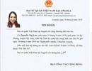 Một nữ lao động Việt bị cướp sát hại khi đang cầm túi tiền tại Angola