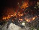 """Toàn cảnh hơn 3 ngày đêm cháy rừng """"tràn lan"""" ở Hà Tĩnh"""