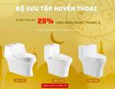 Hethongthietbivesinh.com kênh mua sắm trực tuyến ngành thiết bị vệ sinh hàng đầu tại Việt Nam