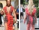 Celine Dion nổi bật tại tuần lễ thời trang Paris