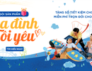 MB đồng hành cùng tương lai gia đình Việt