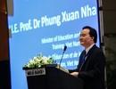 """Bộ trưởng Phùng Xuân Nhạ: """"Giáo dục là con đường dẫn đến sự thay đổi"""""""