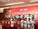 Duy Mạnh, Văn Hậu hiện diện ở bốc thăm xếp lịch giải bóng đá Thiếu niên và Nhi đồng toàn quốc