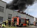 Cháy chợ Đồng Xuân của người Việt Nam tại Đức