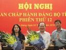 Ban Tổ chức Trung ương nhất trí chỉ định nhiều vị trí tại Ban Chấp hành Đảng bộ tỉnh Bắc Giang