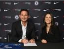 Chelsea chính thức bổ nhiệm HLV Frank Lampard