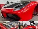 Siêu xe Ferrari từng bị tai nạn nát đầu của ca sĩ Tuấn Hưng giờ ra sao?