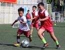 Sôi nổi hoạt động tuyển sinh cầu thủ nhí ở TPHCM và Bà Rịa Vũng Tàu