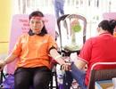 Người Sài Gòn hiến hơn 1.500 đơn vị máu