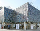 Ngôi nhà bằng vật liệu tái chế từ rác, đẹp và phá cách ít ai ngờ tới