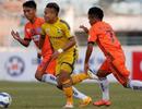 Trọng tài từ chối penalty, SL Nghệ An bị SHB Đà Nẵng cưa điểm