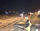 Nghi nam thanh niên nằm giữa đường ray tàu hỏa tự tử
