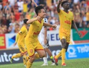 Hoà B.Bình Dương, Nam Định bỏ xa đội cuối bảng Khánh Hoà