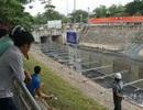 """Chủ tịch Hà Nội: Nếu nước sông Tô Lịch """"đứng"""" sẽ làm sạch được ngay"""