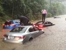 Thủ đô Wasington ngập nặng vì mưa lớn, Nhà Trắng cũng không thoát