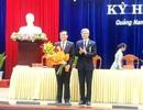 Bí thư Tỉnh ủy Quảng Nam được bầu giữ chức Chủ tịch HĐND tỉnh